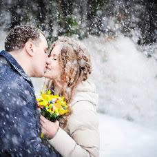 Wedding photographer Evgeniya Isakova (solncevafit). Photo of 09.04.2017