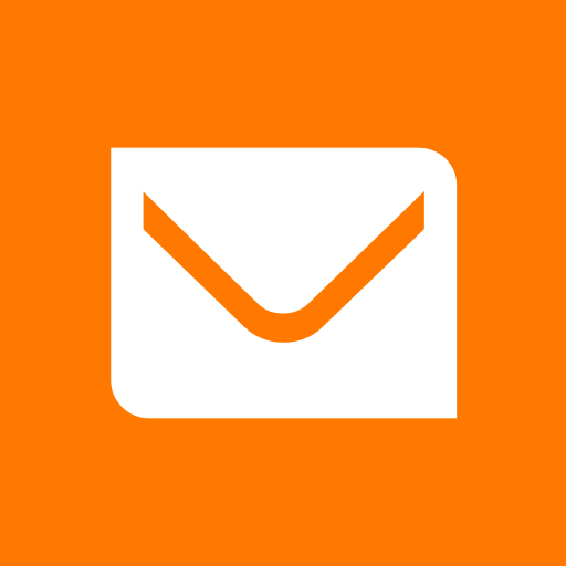 Mail Orange, 1er mail français Icon