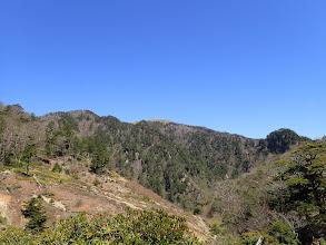 近くに日ヶケ岳