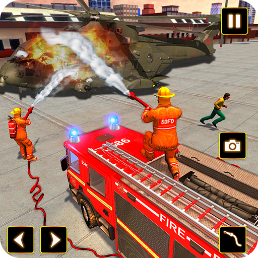 City Firefighter Rescue 3D