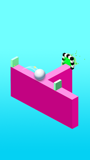 Color Tenkyu Ball - 3D Rolling Ball 0.1 screenshots 2