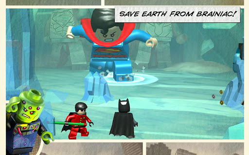 LEGO ® Batman: Beyond Gotham  screenshots 16