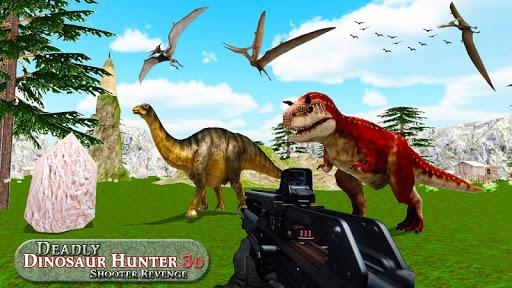 Deadly Dinosaur Hunter Revenge Fps Shooter Game 3D 1.4 screenshots 1