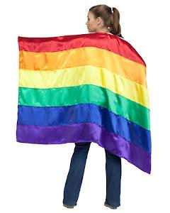Pride, cape