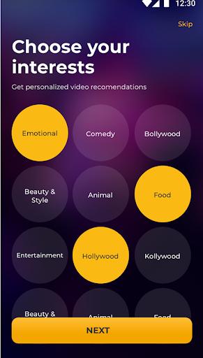 DK Videos -India ka Entertainment-Short Video App screenshot 2