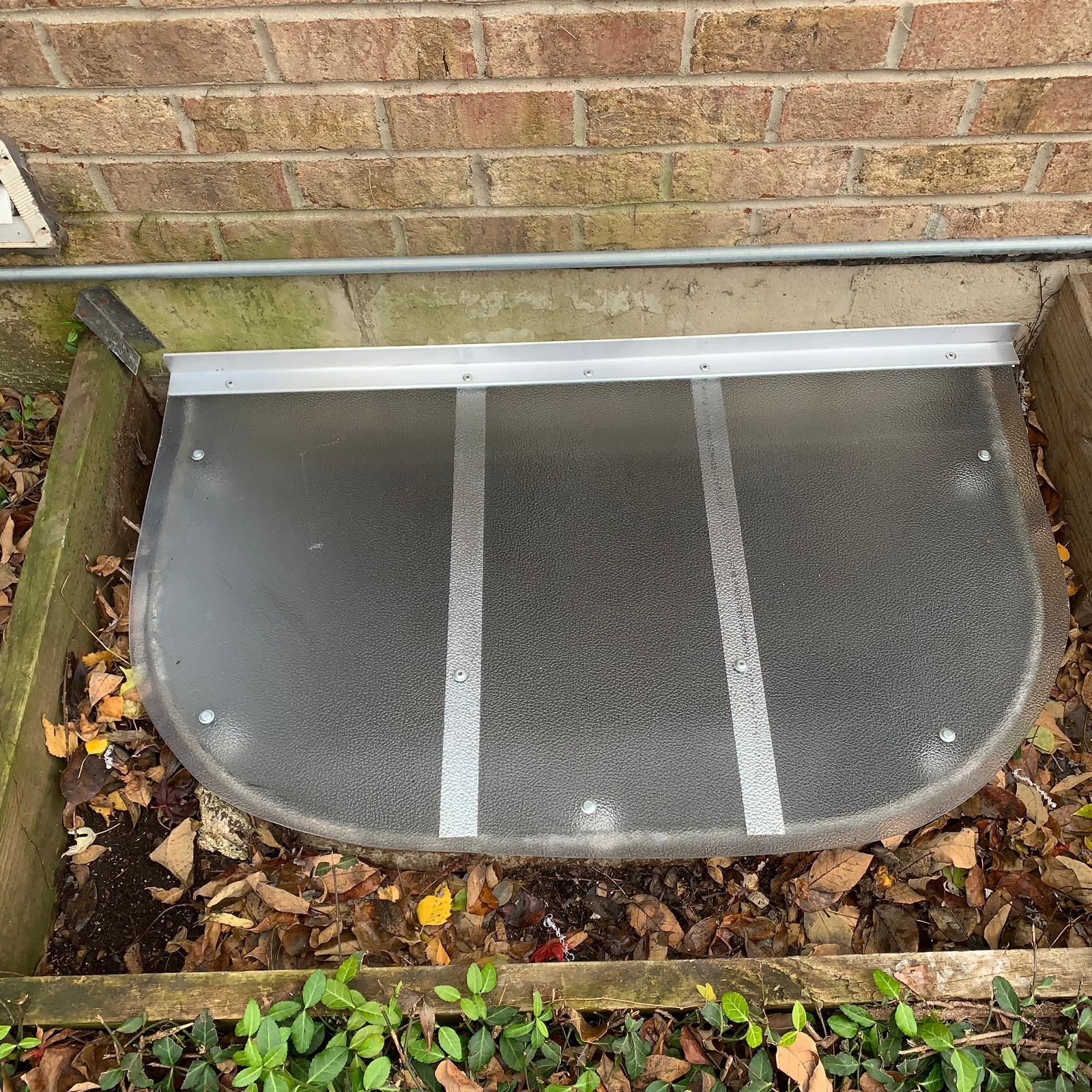 South Holland, IL-HandyManny Custom Window Well Covers