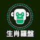 中国双色球 - 乐透生肖罗盘