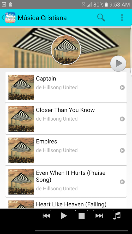 Christian musics Free- screenshot