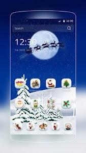 Snowing Christmas screenshot 0