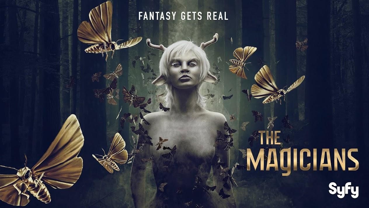 Resultado de imagen de the magicians