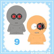 Photo: www.sp-studio.de Christmas Special, day 9: bionic eyes (not just for the Terminator fans :))