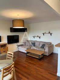 Appartement meublé 2 pièces 57,08 m2