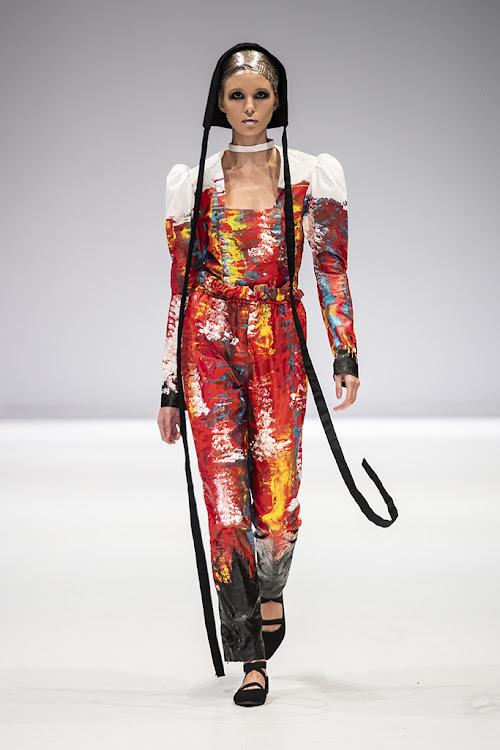 How Varsity Students Brought The Art Of Fashion To Life At Sa Fashion Week