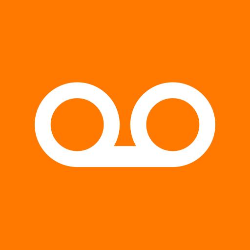 Messagerie vocale visuelle Icon