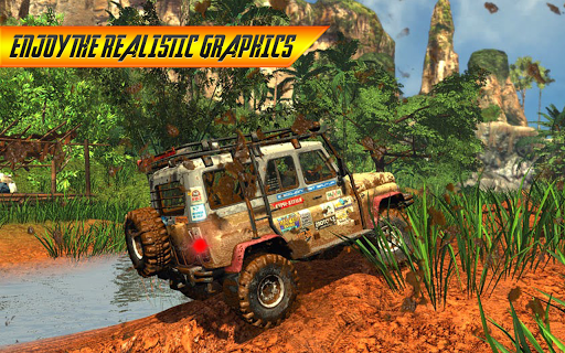 Off road 4X4 Jeep Racing Xtreme 3D 1.1.0 Screenshots 1