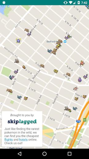 Pokémap Live - Find Pokémon