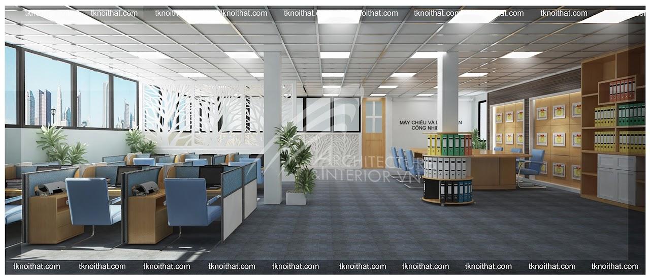 thiết kế nội thất văn phòng, thiet ke van phong, thi cong van phong, thi công nội thất văn phòng