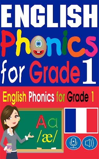 English Phonics 1 French Ver