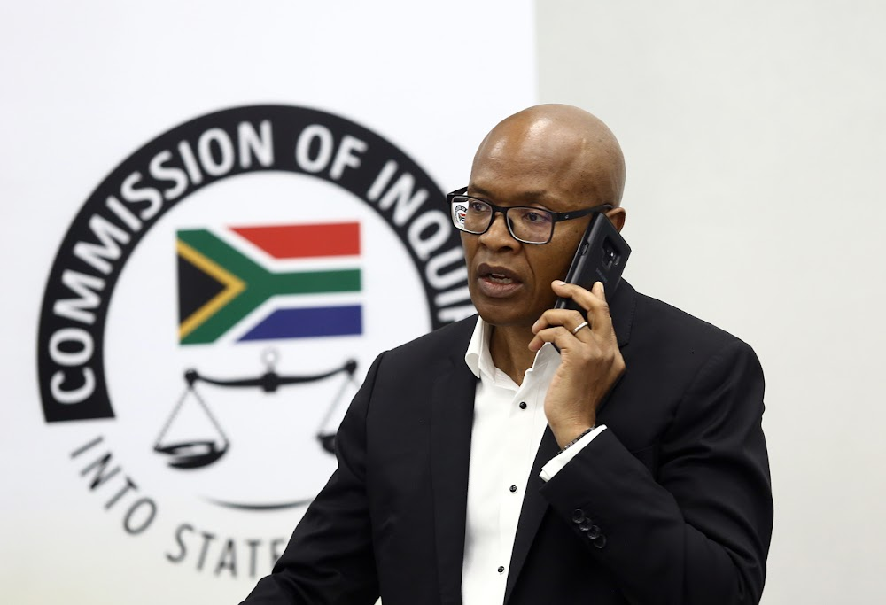 WATCH LIVE| Mzwanele Manyi continues testifying at state capture inquiry