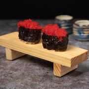 528 Tobiko Sushi (Fish egg)