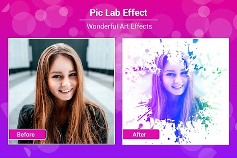 Pic Lab Effect - náhled