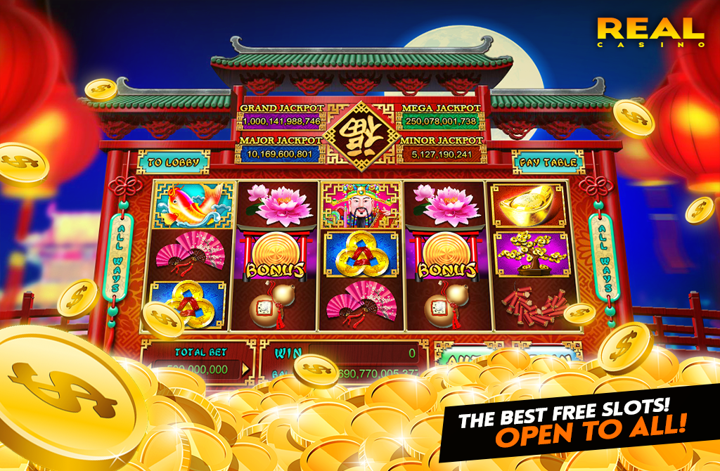 Real Money Slots - Play Slots Online at Real Money Casinos