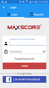 Maxscore- screenshot thumbnail
