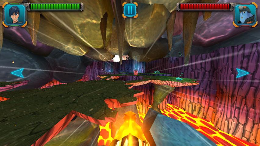 android Slugterra: Dark Waters Screenshot 19