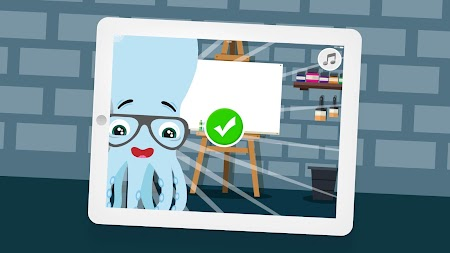 Krakeln: alphabet learning abc preschool game APK screenshot thumbnail 3