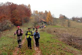 Photo: 20121118.ZAGORJE_SPUST SA KOŠTUNOVOG BREGA