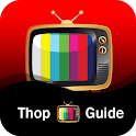 Live All TV Channels, Movies, Free Thop TV Guide icon
