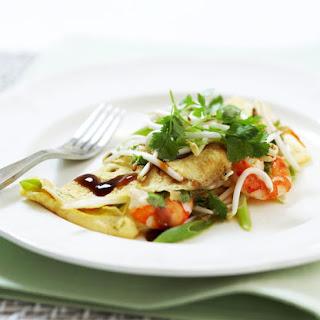 Asian-Style Omelette