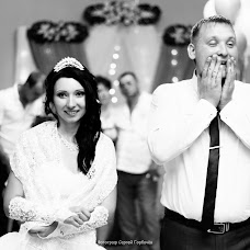 Wedding photographer Sergey Gorbachev (SergiGorbachev). Photo of 09.12.2014