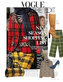 Vogue NL- screenshot thumbnail