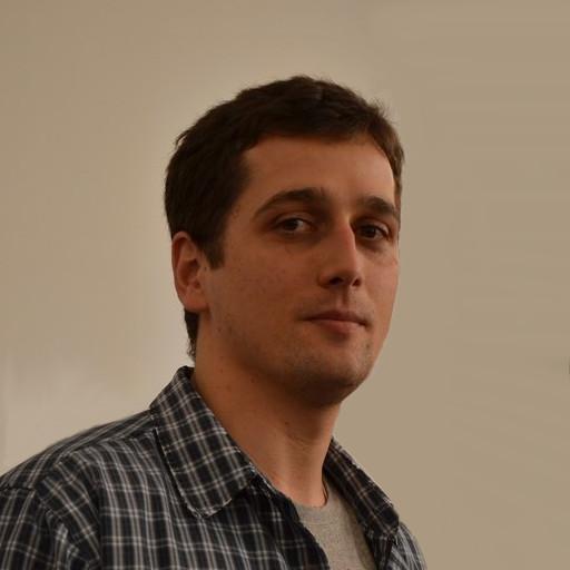 Mykhailo Vdovchenko avatar image