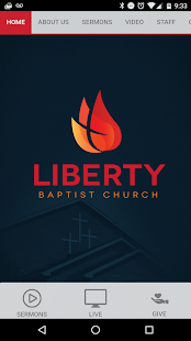 Liberty Baptist Church- screenshot thumbnail