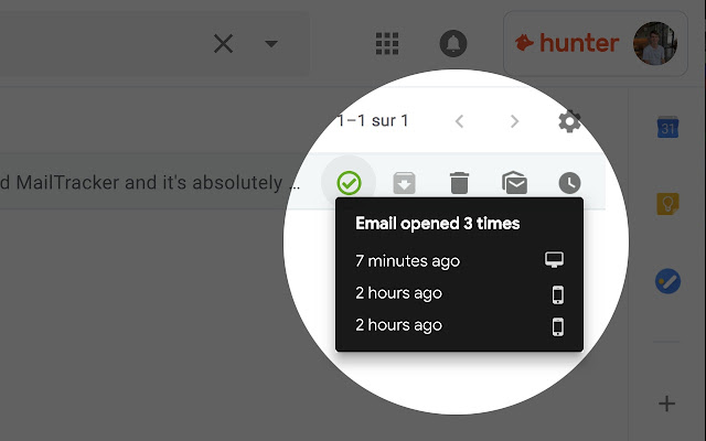 MailTracker: Free email tracker for Gmail