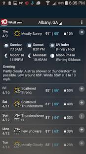 WALB 24/7 Weather - screenshot thumbnail