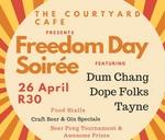 Freedom Day Soiree : Fijnbosch Courtyard Cafe
