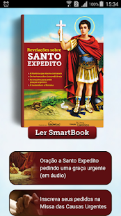 SmartBook Santo Expedito- screenshot thumbnail