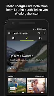 Jaybird MySound Screenshot