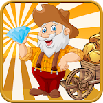 Gold Miner HD 2017 Icon