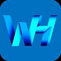 W.H. Events Live icon