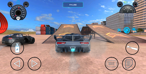 City Car Driving : Stunt simulator 0.1 screenshots 1