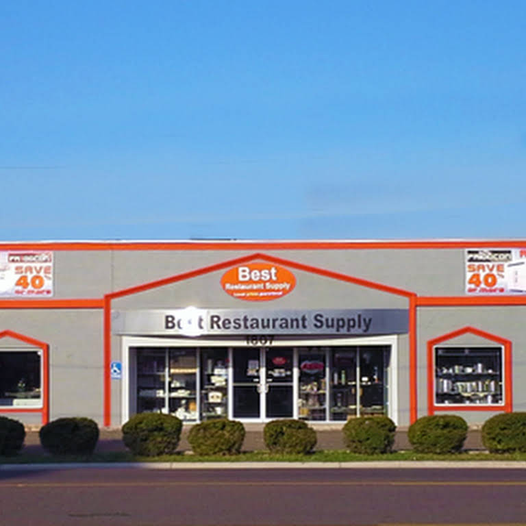 Best Restaurant Supply With Over 45 Years Of Experience In
