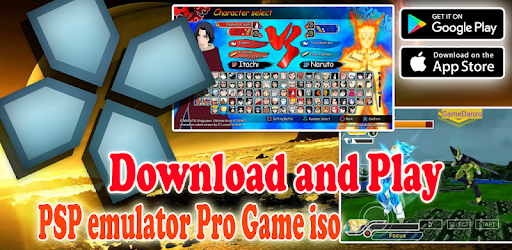 Emulateur Gold PSP PPSSPP et fichier Iso Games APK 0