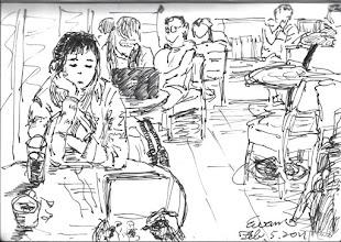 Photo: 午後時光2011.02.05鋼筆