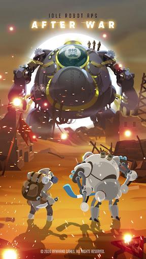 After War u2013 Idle Robot RPG  screenshots 2