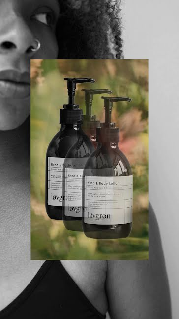 Lovgron Lotion - Video template