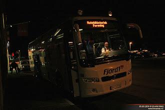 Photo: #180: UF 37918 ved Scandic Hotel Winn i Karlstad, 05.09.2009.